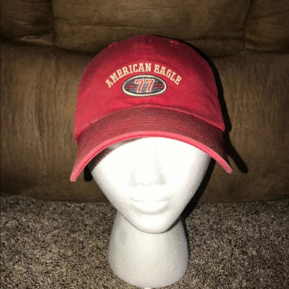 8a6ec1c31 American Eagle AE 77 Performance Cap Adjustable